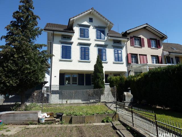 3-Fam. Haus Oetwil am See, Renditeobjekt